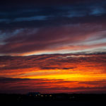 Hangar Sunset - 2018